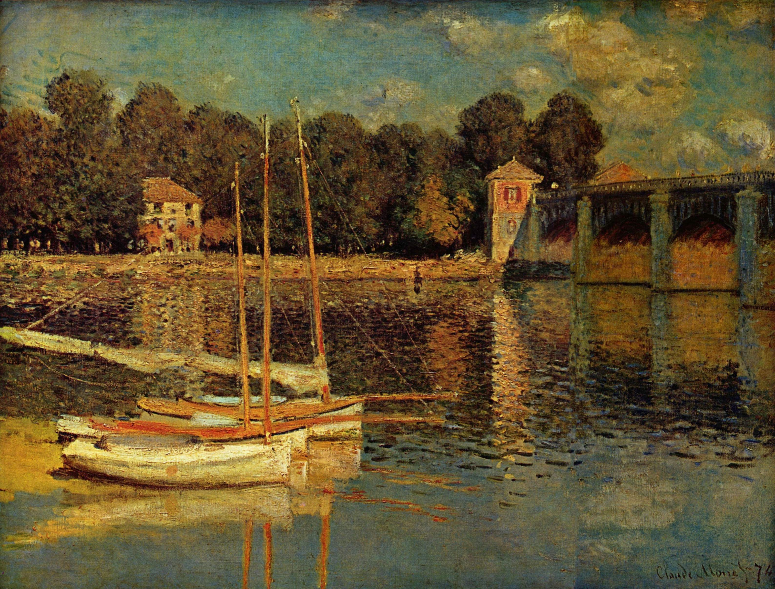 impressionism History art history general overview impressionism began in france when a group of young and talented artists decided to rebel against the established art critics, called the salon in france, and form a new style of painting all their own.
